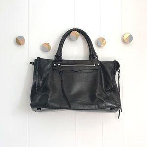 Rebecca Minkoff Black Leather shoulder bag purse